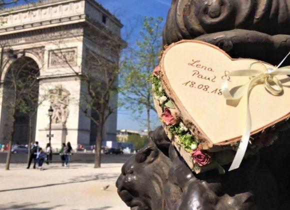 Paris – Stadt der Liebe