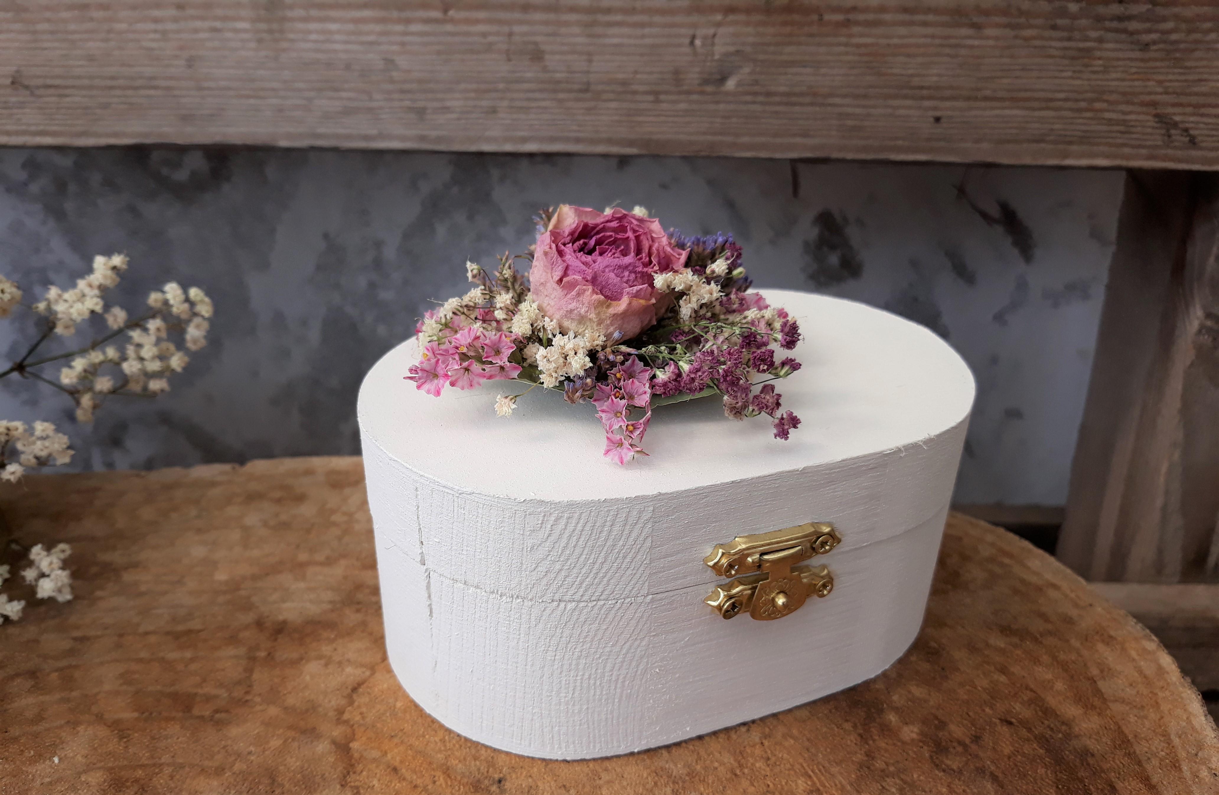 Florales Design Vanessa Salisch Handgefertigte Ringkissen Zur Hochzeit